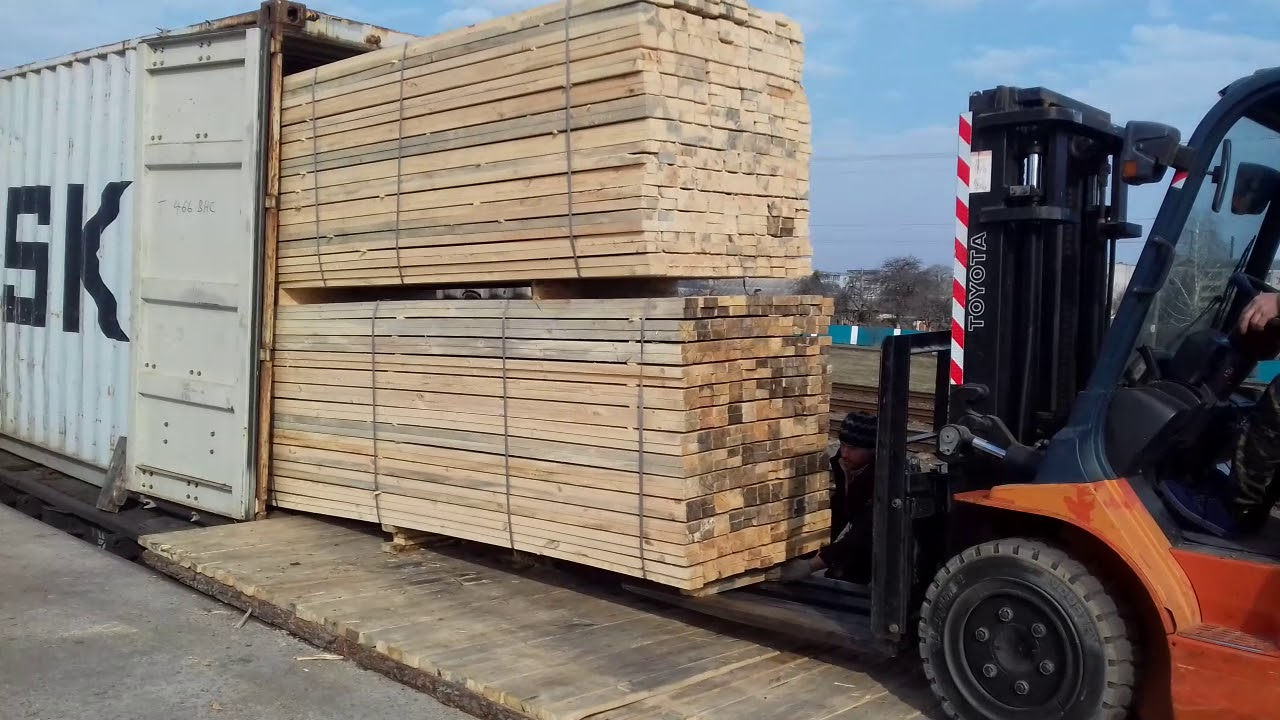 Sawn timber From Russia
