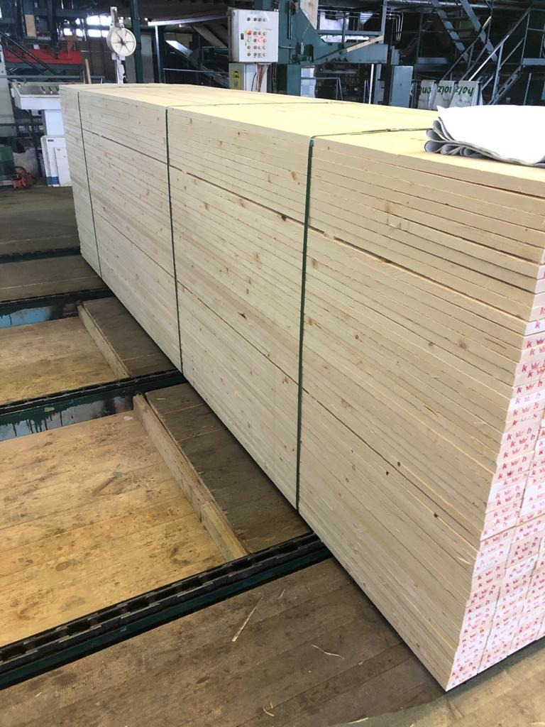 lumber from Russia of the highest quality from the exporter